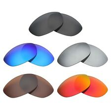 MRY POLARIZED Replacement Lenses for-Oakley Fives 2.0 Sunglasses - Option Colors
