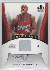 2006-07 SP Game Used Edition #140 Corey Maggette Los Angeles Clippers Card 0z6