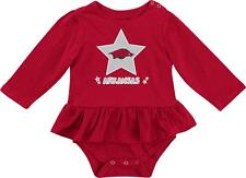 Infant Day Dreamer Long Sleeve Arkansas Razorback Onesie