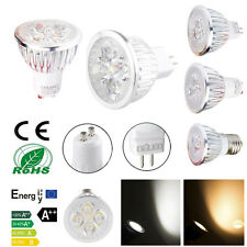 9W 12W 15W MR16 GU10 E27 Ultra Bright LED Spot Light Lamp Cool Warm White Bulbs