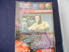 THE MARK OF GIDEON EPISODE 72 STAR TREK TOS PRINT SHEET SEALED PACKAGE