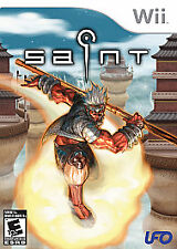 BRAND NEW Sealed Saint (Nintendo Wii, 2009)