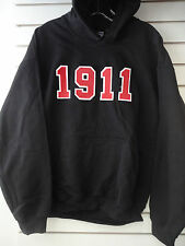 "Kappa Alpha Psi Founding Year ""1911"" Pullover Hoody or Crewneck Sweater"