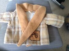Gabrielle Designs Paddington Bear 1980 Dressing Gown - Rare!
