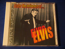 Under the Influence of Elvis: Conway Twitty, Cliff Rivers,Frankie Allen: RARE CD