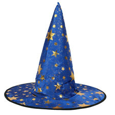 Kid's Wizard Hat Children's Witch Pointed Hat Halloween Party Favors