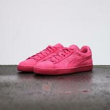 Shoes Puma Suede Classic + Colored 360584 02 Woman Red Special Limited Edition