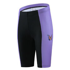 Women Bicycle Shorts Road Bike Biking Short Pant Padded Blue Cycling Shorts