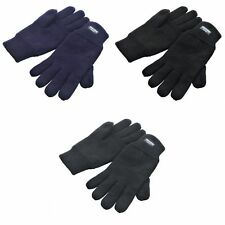 Result Mens /Womens Thinsulate Lined Soft Thermal Winter Warm Gloves (40g 3M)