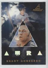 1997 New Pinnacle #196 Brady Anderson Baltimore Orioles Baseball Card 0a1