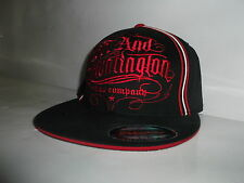Hart and Huntington Headwear Outlaw Flexfit Hat Black 58922 New In Stock
