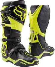 Fox Racing Instinct Boot Black/Yellow