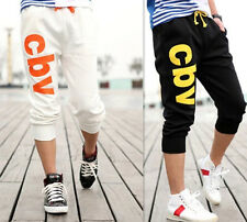2016 Men's Sport Gym Trousers Jogging New Shorts Pants Cotton Casual