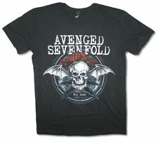 Avenged Sevenfold Roses Mens Black T Shirt New Official Adult A7X