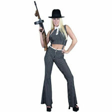 Adult Sexy Gangster Moll Costume