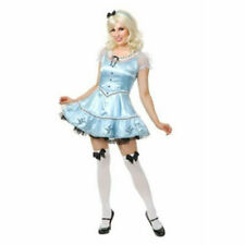 Adult Prestige Alice in Wonderland Costume