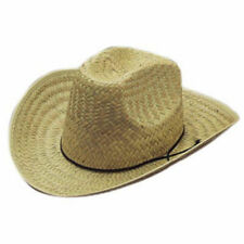 Child High Straw Cowboy Hat
