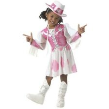 Toddler Cowgirl Barbie Costume