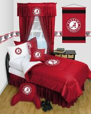 Alabama Crimson Tide Bama Dorm Bedding Comforter Set