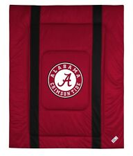 Alabama Crimson Tide Bama Sideline Bedding Comforter Cover