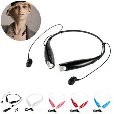 Bluetooth Wireless Headset Stereo Headphone Earphone Sport Handfree Universal NC