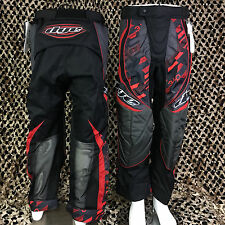 NEW Dye C13 Padded Tournament Paintball Pants - Cubix Red
