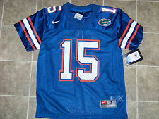 Nike University of Florida Gators #15 Tim Tebow Youth Jersey NWT