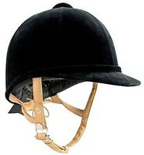 NEW WITH TAGS CHARLES OWEN RIDING FIONA HAT/HELMET BLACK / NAVY ALL SIZES