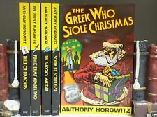 Anthony Horowitz - 'Diamond Brothers' Series - 5 Books Collection! (ID:36411)