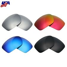 MRY POLARIZED Sunglass Lens Replacement For-Oakley Scalpel - 4 Option Colors