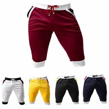 Hot Men Summer Casual Sports Shorts Cropped Pants Beach Trousers Trunks Fashion