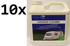 10x Caravan Cleaner Removes Algae, Grime and Streaks 1L Cheap