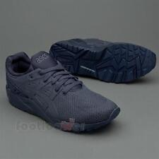 Shoes Asics Gel Kayano Trainer Evo HN6A0 5050 man running Dark Navy