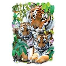 Kids Tiger T-Shirt.  Children's Wildlife Tee. Toddler and Youth Sizes 16977