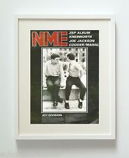 JOY DIVISION NME REPRO POP WALL ART PRINT POSTER UNFRAMED NEW ORDER