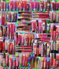 Victoria's Secret, PINK, Bath & Body Works, etc. Lip Gloss Lots RARE NEW SEALED