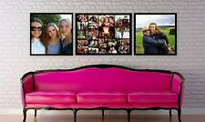 Personalized canvas print, your photo on canvas, collage canvas print