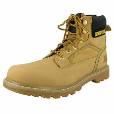 Caterpillar Mens Boots 'Stickshift' Honey or Black