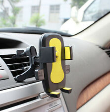 Cradle Mount Cellphone Holder Stand Car Air Vent for iPhone Samsung Mobile Phone