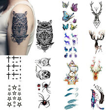 Sexy Removable Sleeve Arm Transfer Waterproof Temporary Tattoo Body Art StickerG