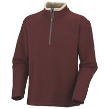 NEW Columbia Northern Peak II™ Half-zip Men's Big & Tall Sweater (Spice)