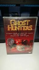 GHOST HUNTERS ECHOES FROM BEYOND THE GRAVE BRAND NEW DVD