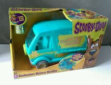 Scooby Doo Goobusters Mystery Machine Playset NEW Box Poor