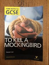 To Kill a Mockingbird: York Notes for GCSE: 2010 by Beth Sims (Paperback, 2010)