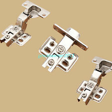Cabinet hydraulic hinges kitchen door hinges 304 stainless steel