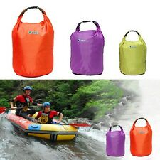 Outdoor Waterproof Dry Bag Boating Kayaking Drifting Camping 20L 40L 70L Fashion