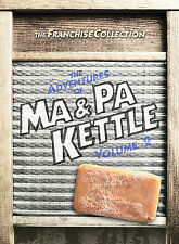 The Adventures of Ma and Pa Kettle -  Marjorie Main (Volume 2 DVD, 2004) B&W NR