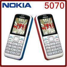 Original Nokia 5070 Mobile Cell Phone 2G GSM Tri-Band Unlocked Mobile Phone