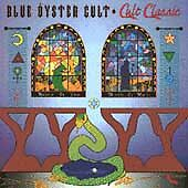 BLUE OYSTER CULT - CULT CLASSIC GREATEST HITS CD! RARE FIND! COMPLETE! L@@K!