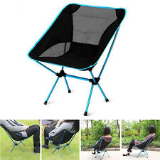 Folding Portable Travel Chair/Stool For Outdoor Camping Fishing Hiking SN